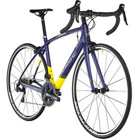 HAIBIKE Affair Race 7.0, blue/citron/silver